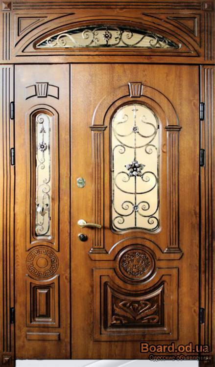 заказ элитных входных дверей