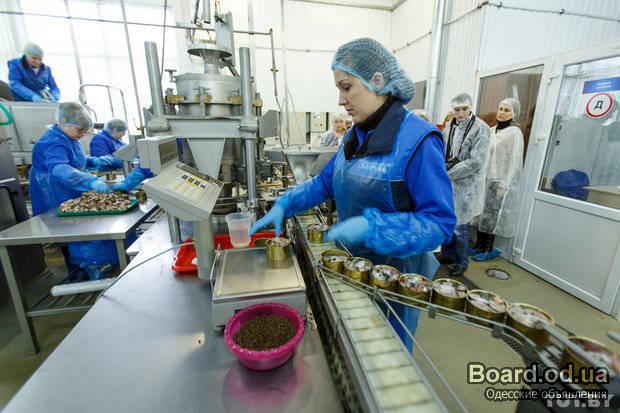 вакансия рабочего на рыболовное спб