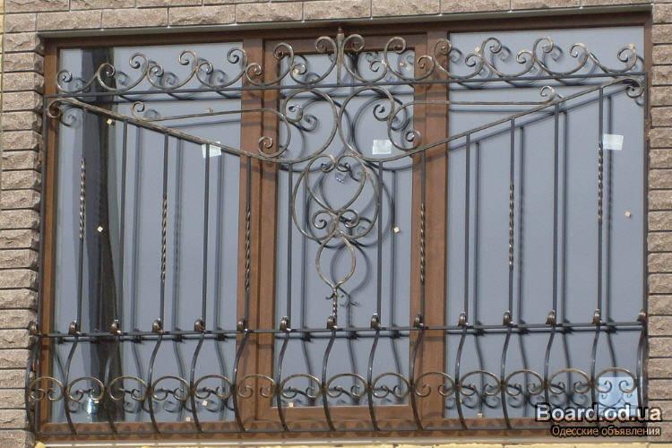 металлическ решетки на окна
