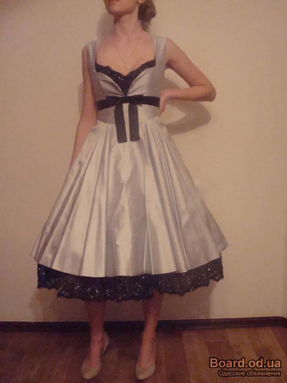 Продам эксклюзивное выпускное платье.