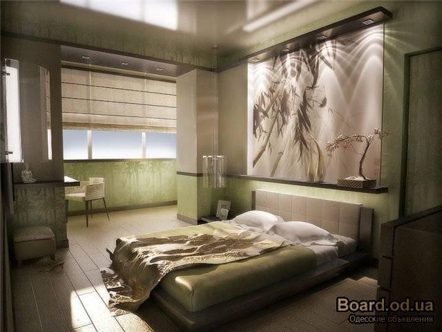фото отделки спальни обоями - каталог мебели 2013 года.