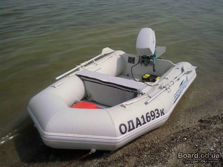 лодка пвх ocean line 350