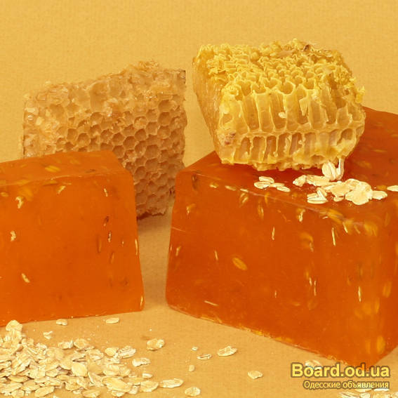 Мыло из меда своими руками фото