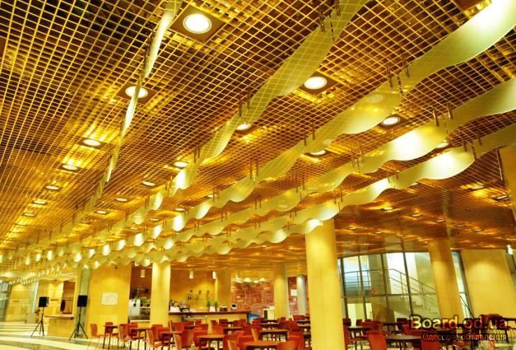 Подвесные потолки, грильято  Грильято  Строительство и Ремонт.