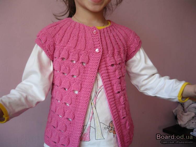 Вязание для девочек 4 лет крючком схемы