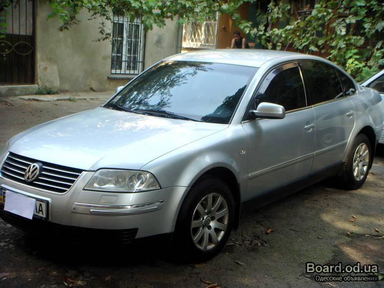 Узнать цены на Volkswagen Passat 2005.