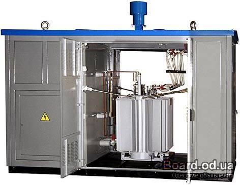 Столбовая трансформаторная подстанция напряжением 10/0,4 кв мощностью до 100 ква