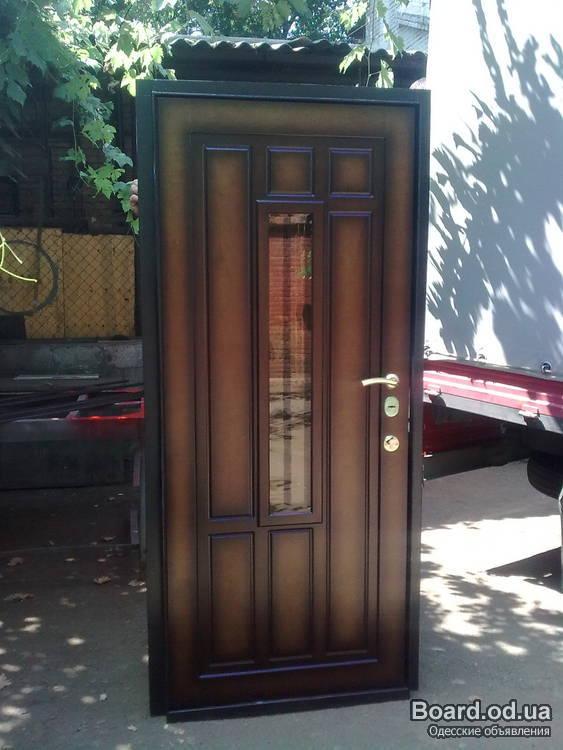 двери бронированные входные наружные