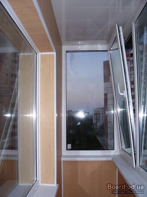 Фото: балконы. лоджии. откосы. арки. гипсокартон любой сложн.