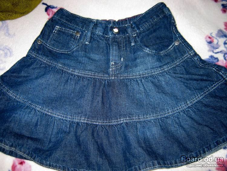 Как сделать воланы из джинс
