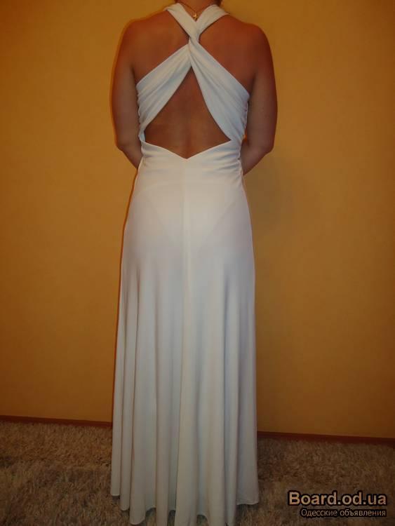 Купить вечернее платье в греческом