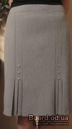 Купить Женскую Юбку Годе Теплую Большого Размера