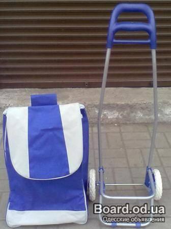 где купить хозяйственную сумку-тележку в москве - Сумки.