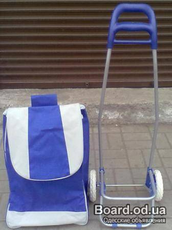 Сумка-тележка хозяйственная на колесах ЭЛИТ.  Особенность сумки- тележки.