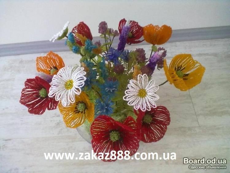 схем. цветочные композиции