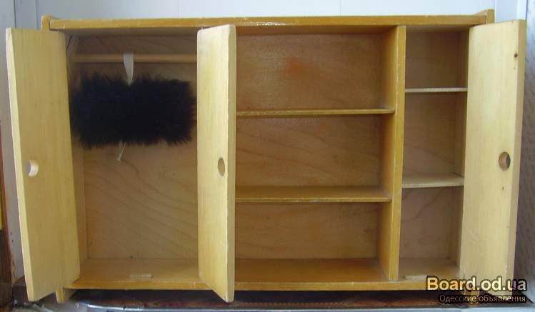 Деревянный шкаф для кукол своими руками
