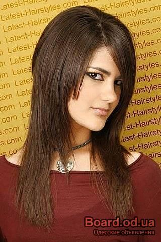 Фото оригинальных стрижек на длинные волосы