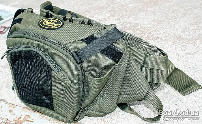 Сумка рыболовная Salmo 09 (ящики, коробки, сумки, чехлы) Сумка рыболов.