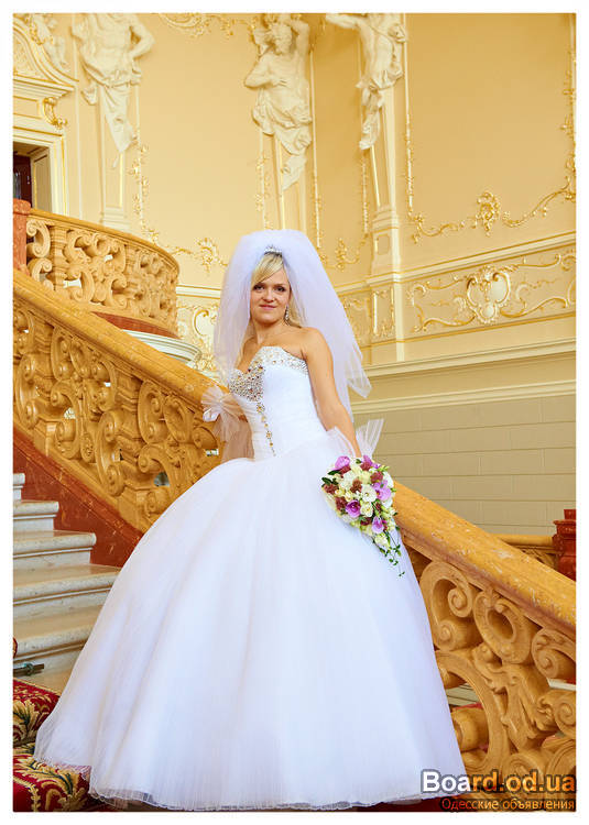 Одесса свадебные платья