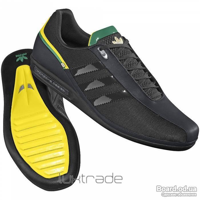 Adidas Porsche Design Sp1 Erkek Spor Ayakkabı Resimleri ve Fotoğrafları 8.