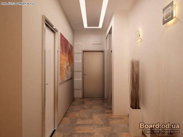 На этой фотке коридор очень похож на