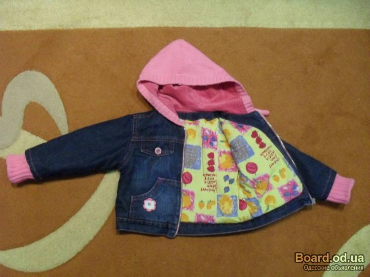 Джинсовая куртка для девочки сшить 804