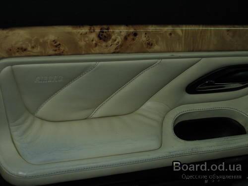 Реставрация кожаного салона автомобиля своими руками