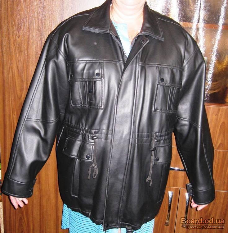 Куртки мужские кожзам купить дешево
