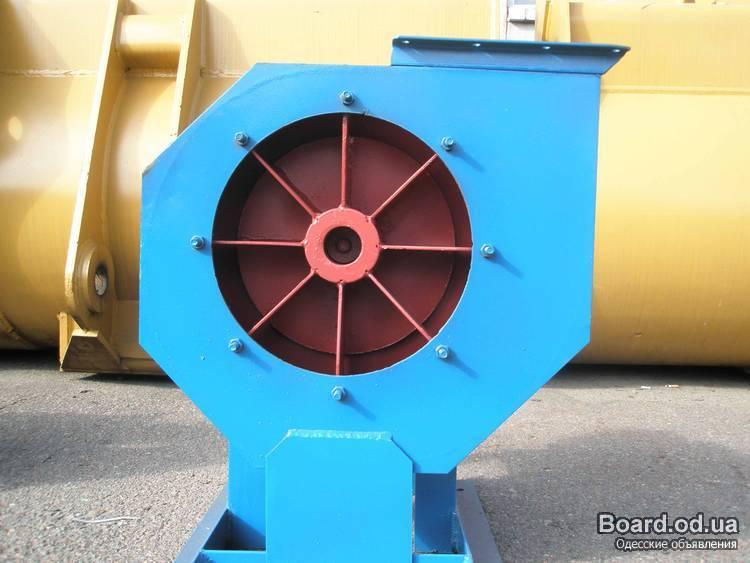 Вентилятор пылевой 1