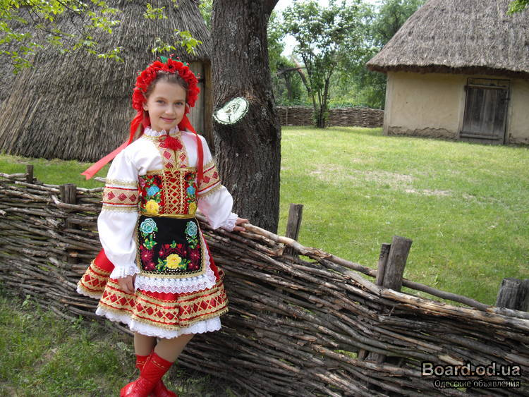 Украинка своими руками