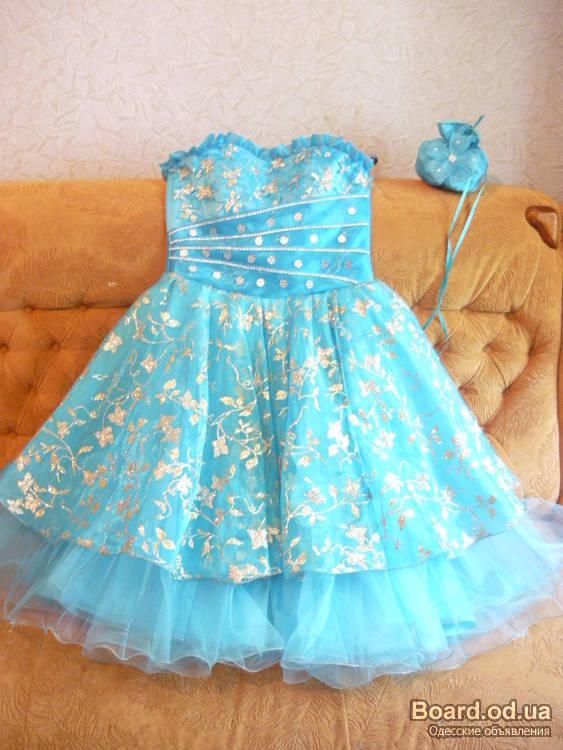 платья на выпускной 4 класс с фото