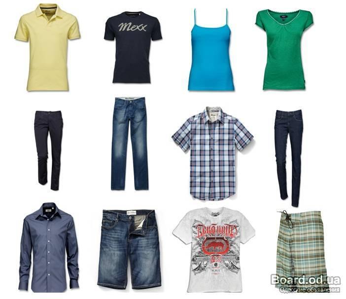 Реплики известных брендов одежда