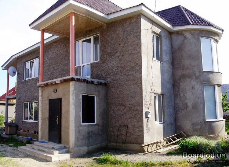 Купить 2х этажный дом в украине
