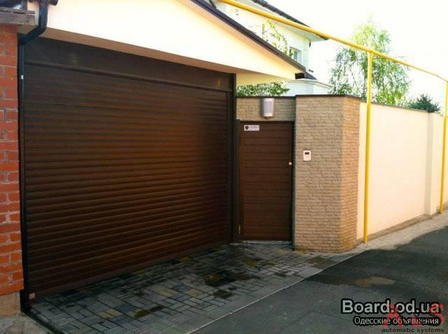 Автоматика для ворот came одесса как узнать адрес организации установившей ворота во дворе