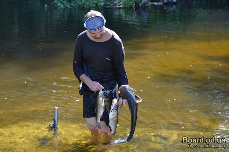 рыбалка в днепропетровске в лесопарке