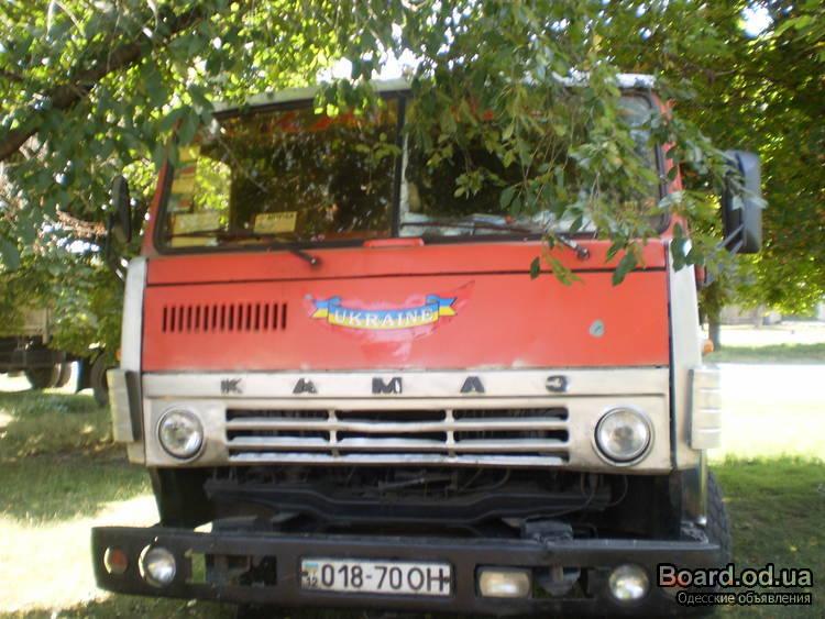 КамАЗ 53212 1989.