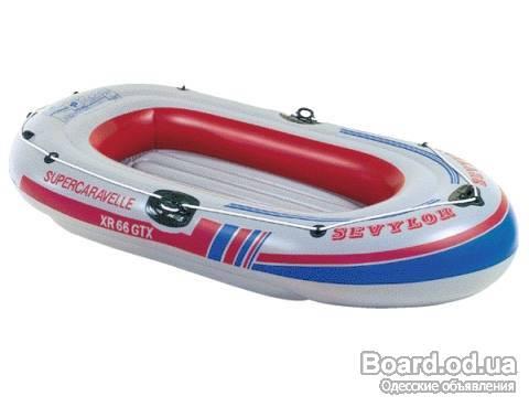 лодка надувная sevylor caravelle