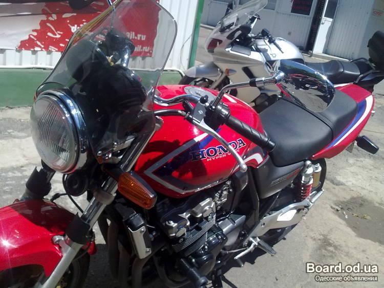 Honda CB400 SF Hyper VTEC II…