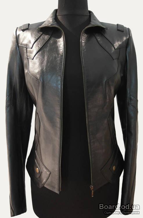 Купить женские джинсовые куртки и жилеты от 300 грн