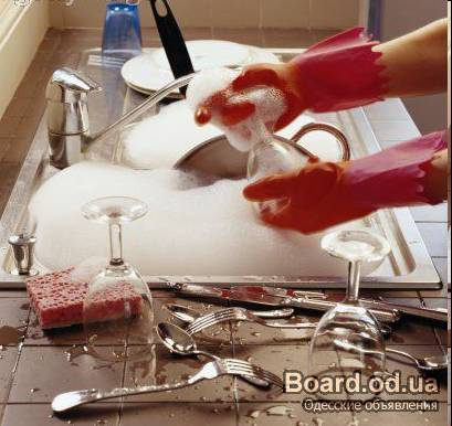 Генеральная уборка в кухне своими руками