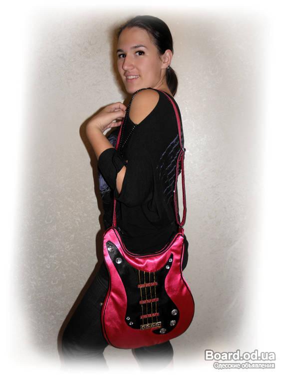 Сумка гитара (новая)