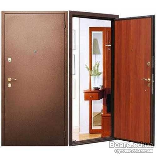 двери металлические сейфовые