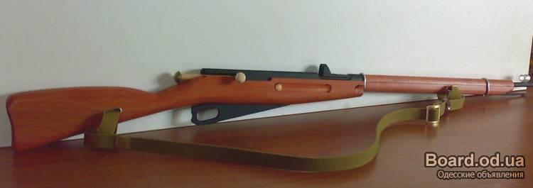Как сделать деревянные винтовки