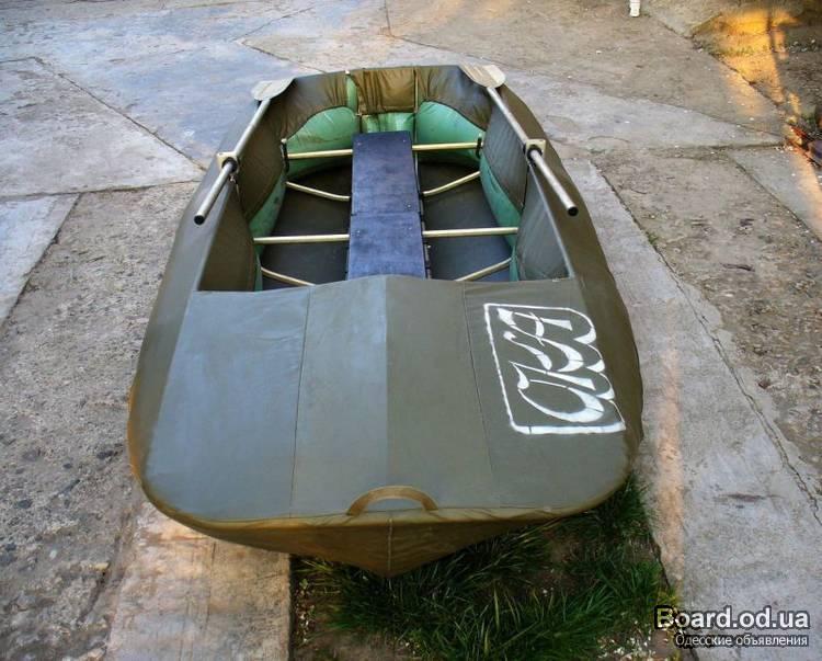 надувная лодка заря