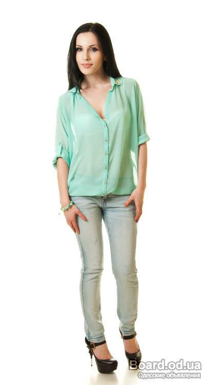 Женские Блузки И Рубашки Оптом В Челябинске