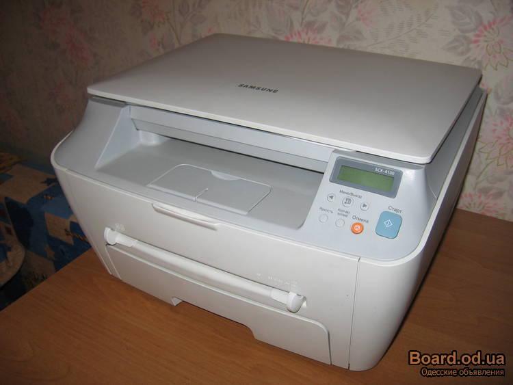 Принтер samsung 4100 1