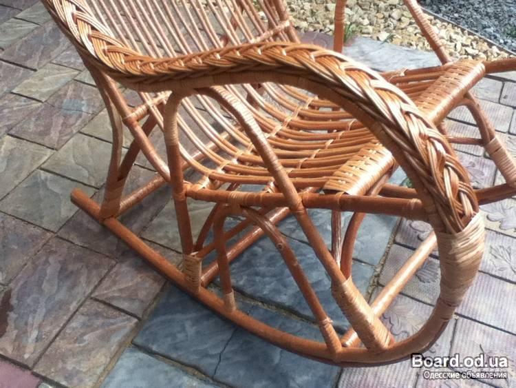Кресло из ивовых прутьев своими руками 49