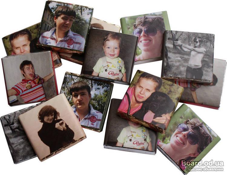 Подарки с фотографиями на заказ 589