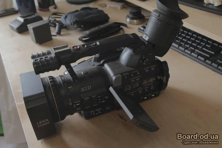 Продается видеокамера panasonic ag-dvx100be