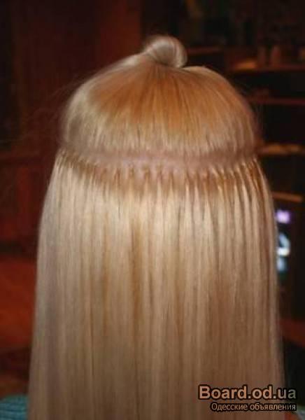 Frances : наращивание волос у светланы